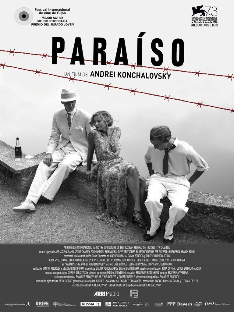 paraiso pelicula cine portada
